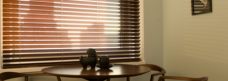 2.5 Inch Horizontal Wood Blinds