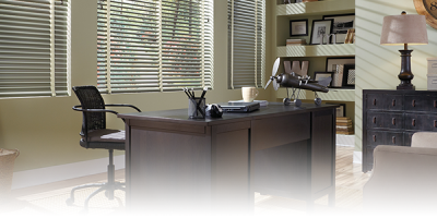Horizontal Wood Blinds for home and office