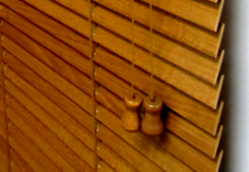 Horizontal Wood Blinds Archives