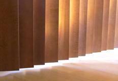 Vertical Wooden Blinds