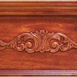 Bordeaux Wood Cornice