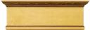 Cabernet Wood Cornice