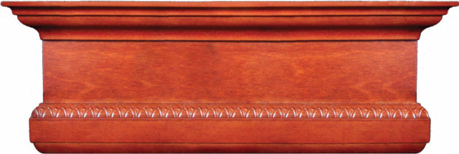 Executive Wood Cornice