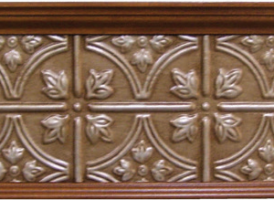 Old World Wood Cornice