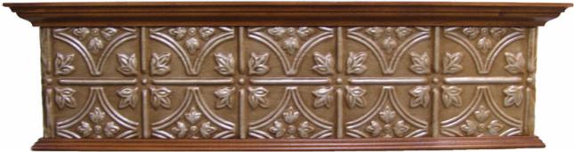 Old World Wood Cornice