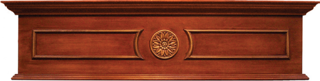 Presidential Wood Cornice