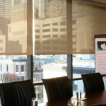 Roller Shades for Offices