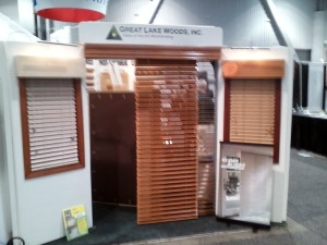 Glider Blind Track System blinds for patio doors